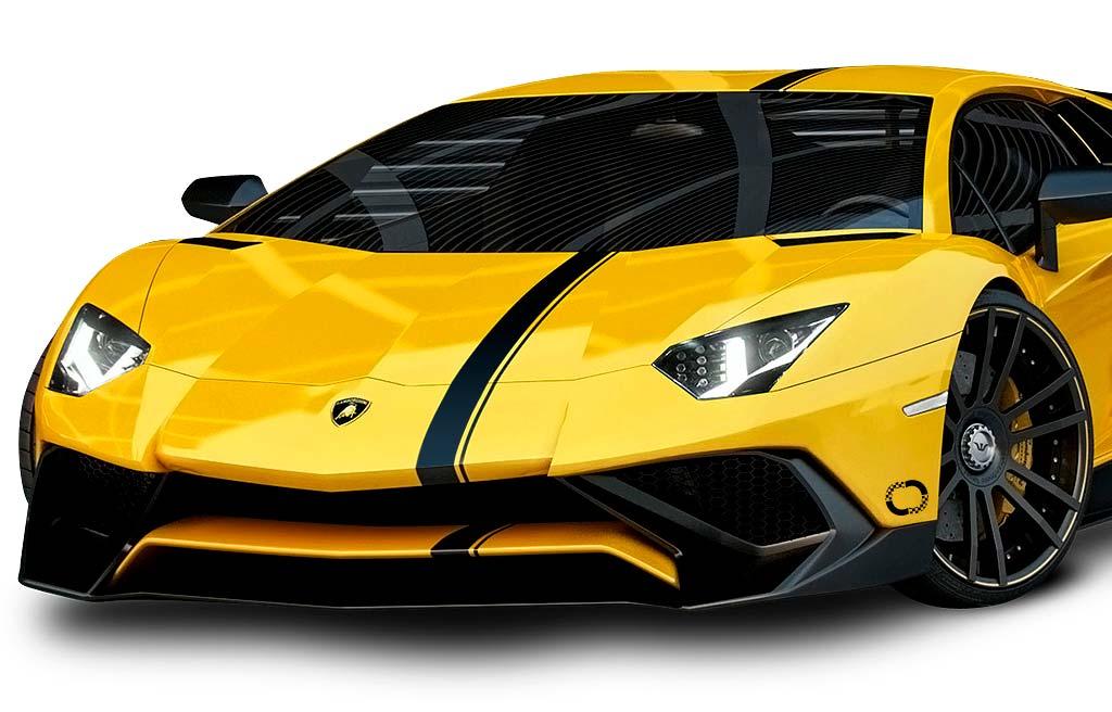 Lamborghini de segunda mano