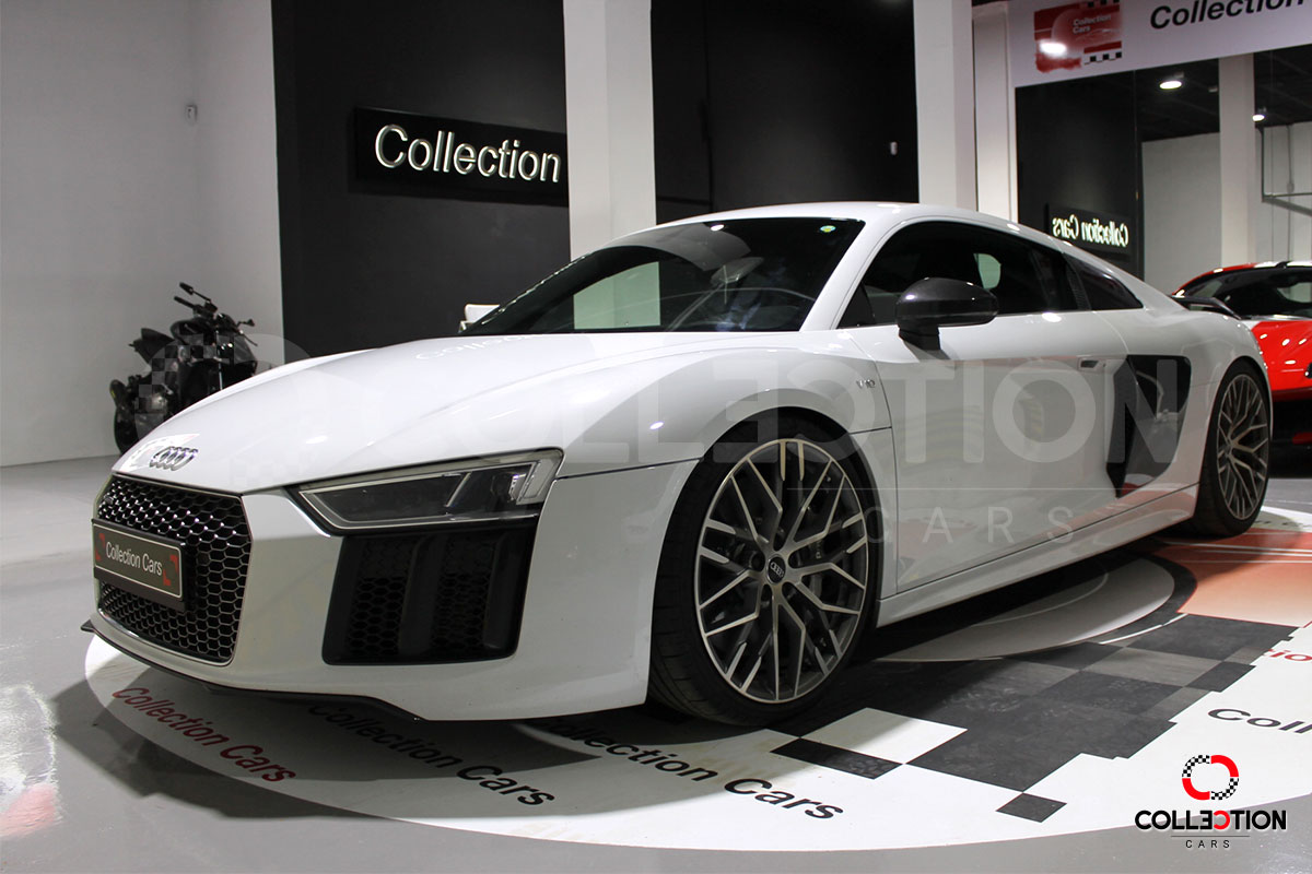 Audi R8 Blanco de Segunda mano