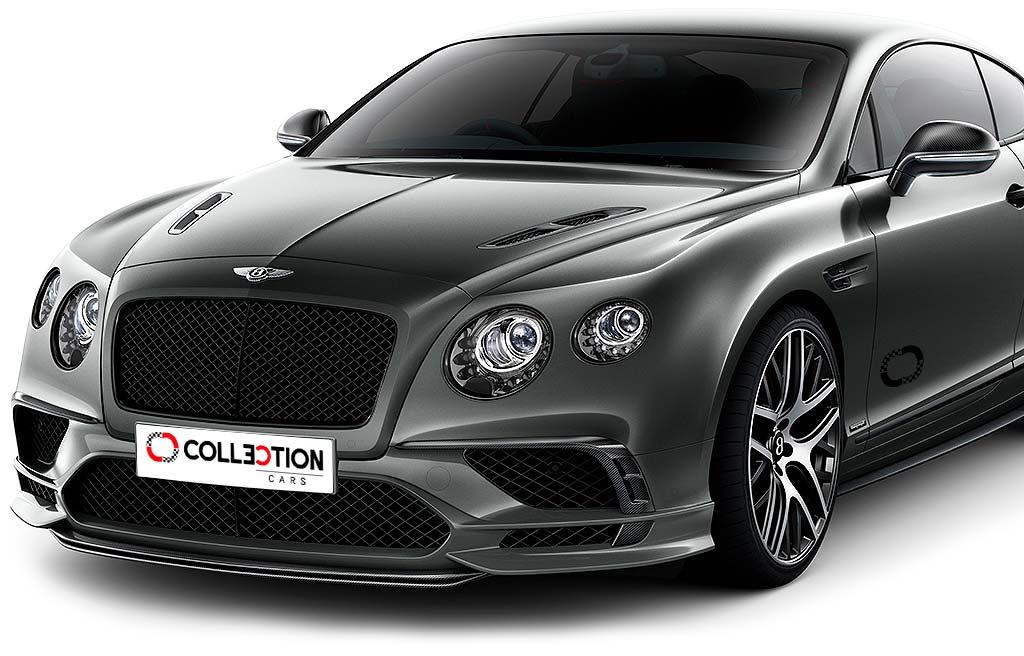 Bentley de segunda mano