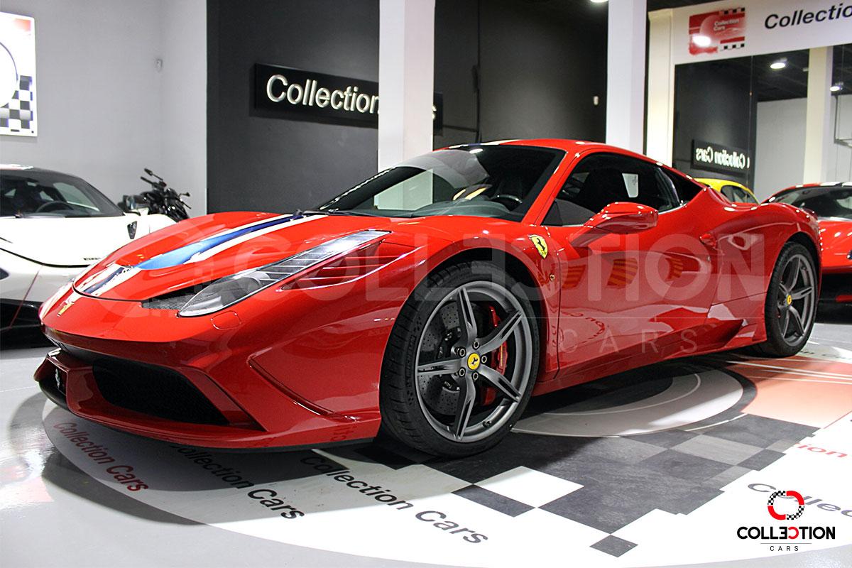 Ferrari 458 Speciale de Segunda mano