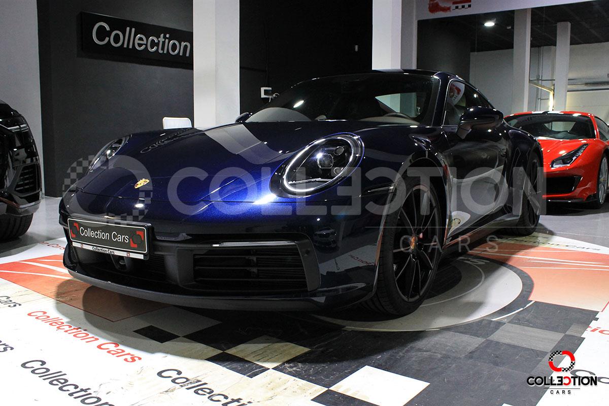 Porsche 992 Carrera 4S Coupé