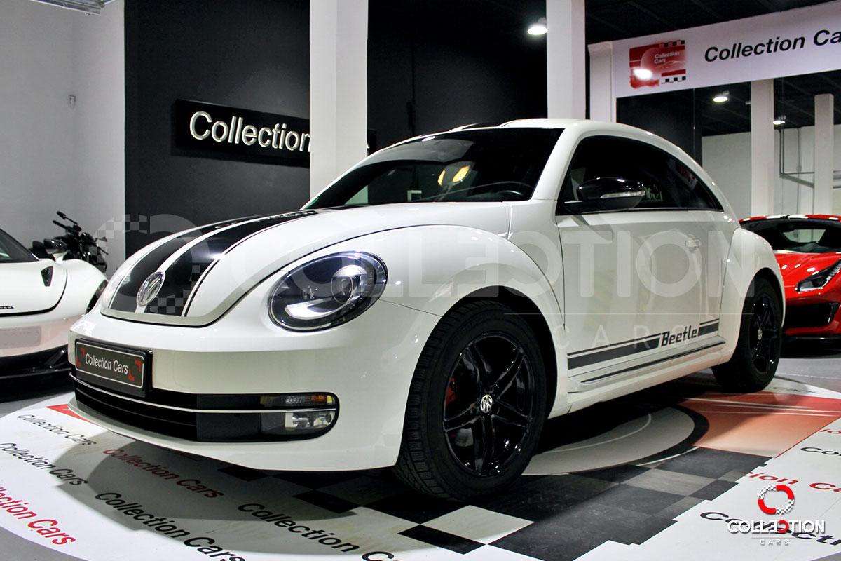Volkswagen Beetle 2.0 TSI Turbo
