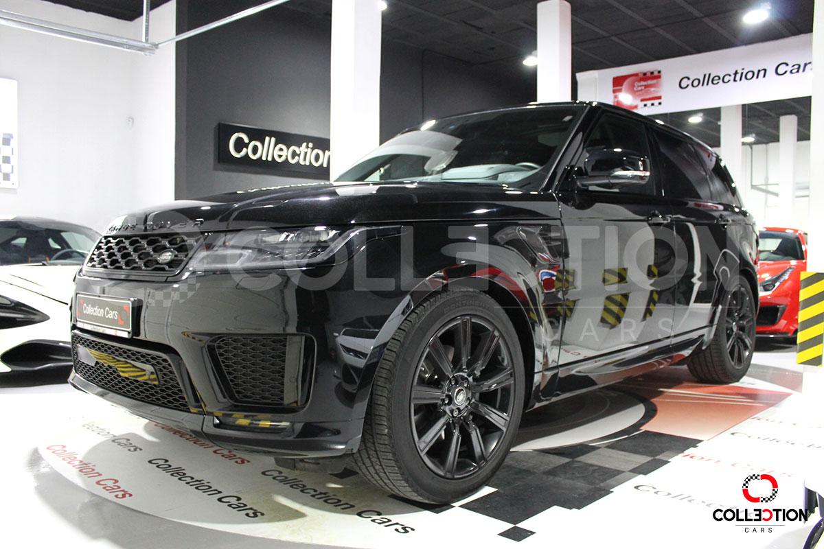 Land Rover Range Rover Sport HSD SD V6
