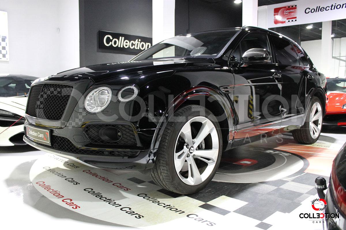 Bentley Bentayga 4.0 V8 550 CV