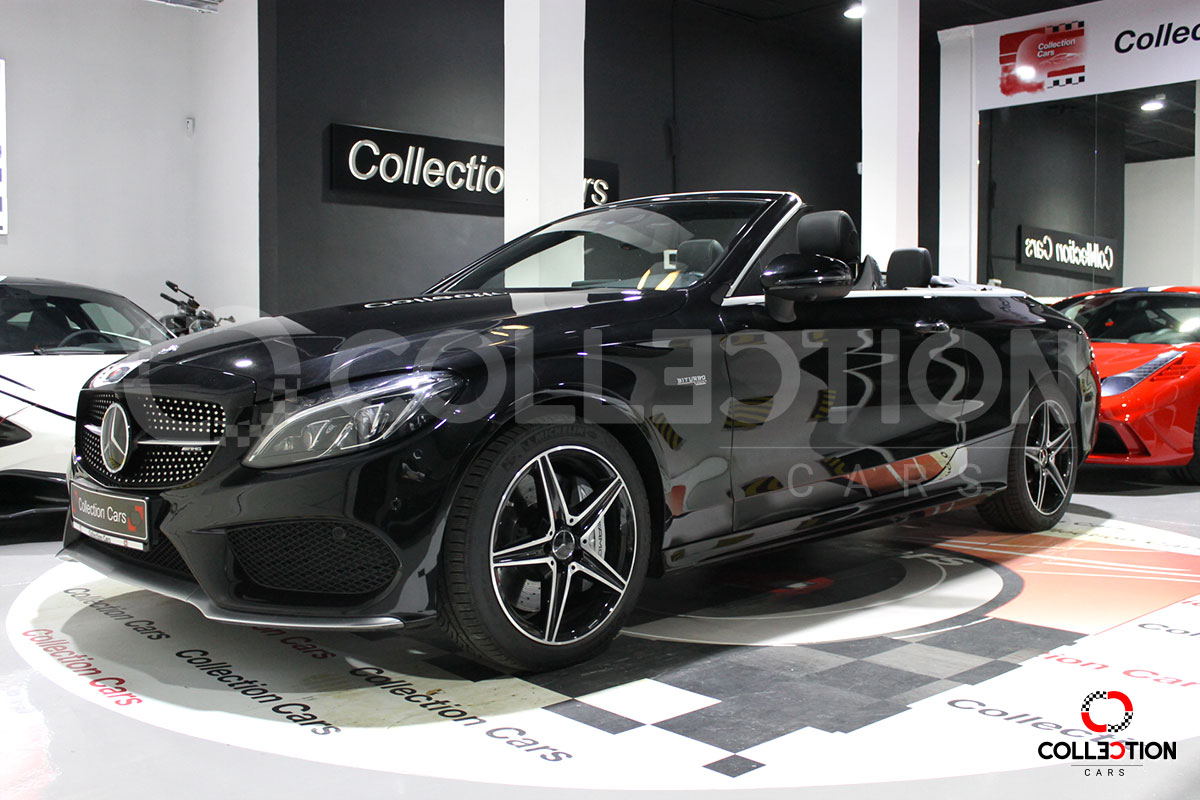 Mercedes Benz C coupe cabrio 43 AMG