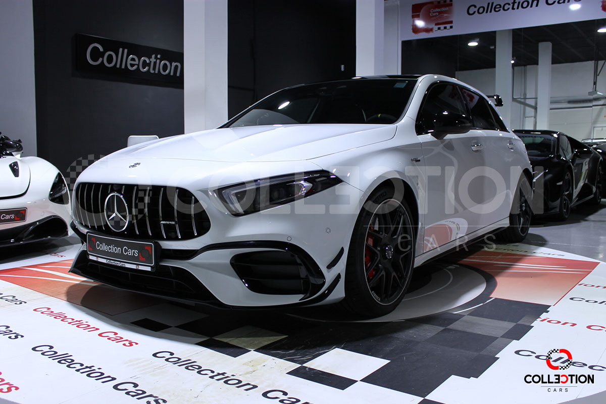 Mercedes Benz A 45S