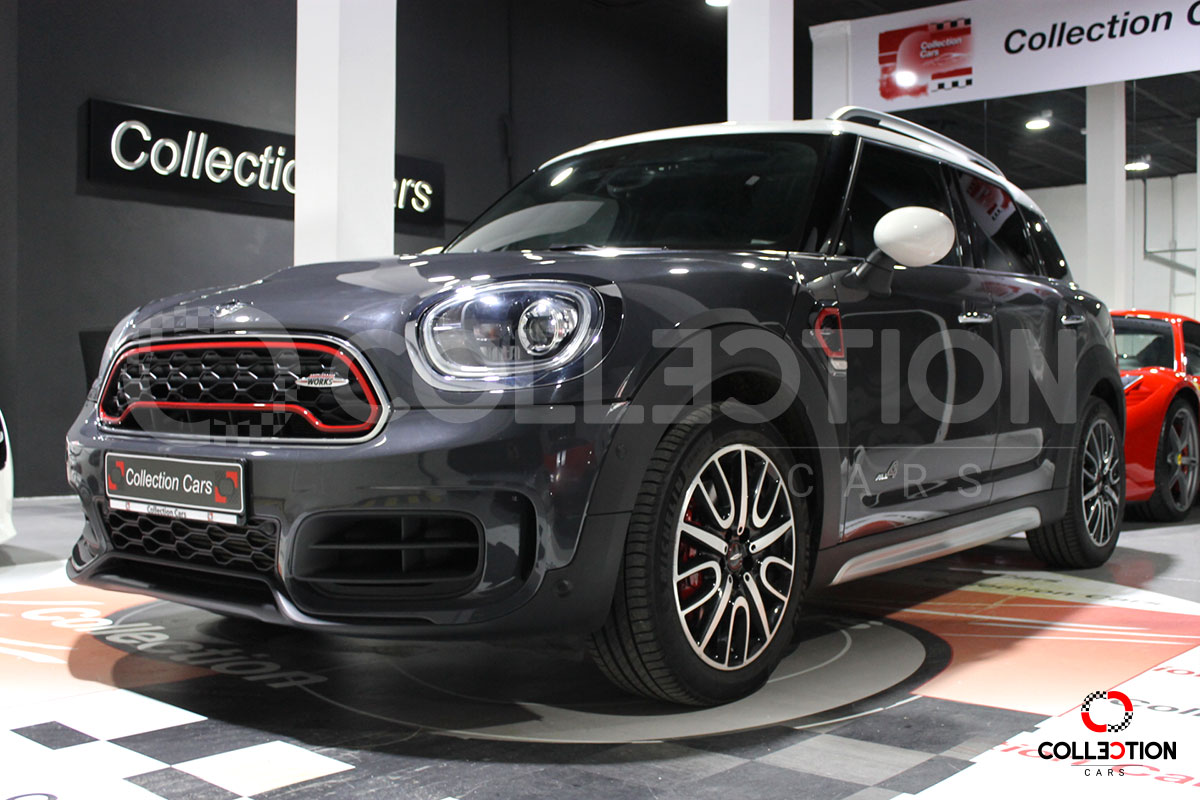 Mini Countryman John Cooper Works SD