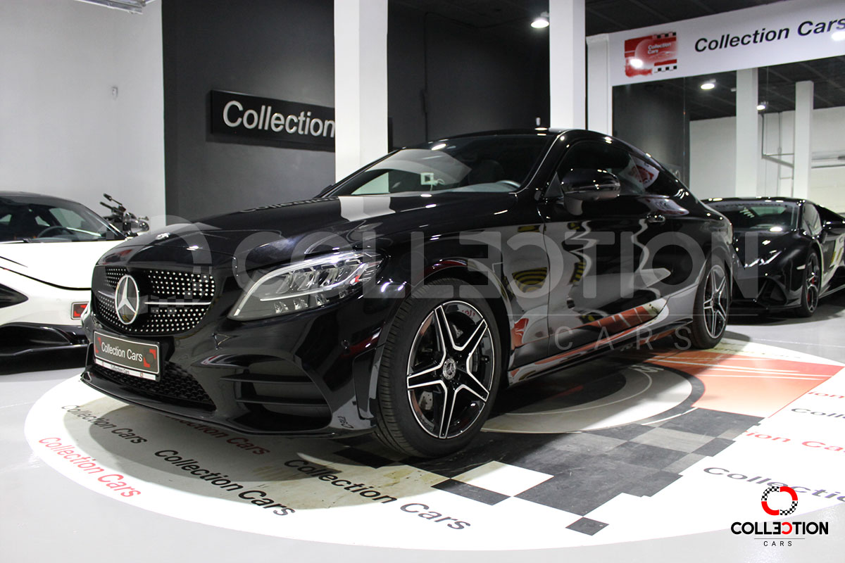 Mercedes Benz C coupe 200