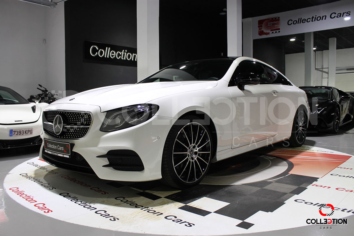 Mercedes Benz E coupe 350 AMG
