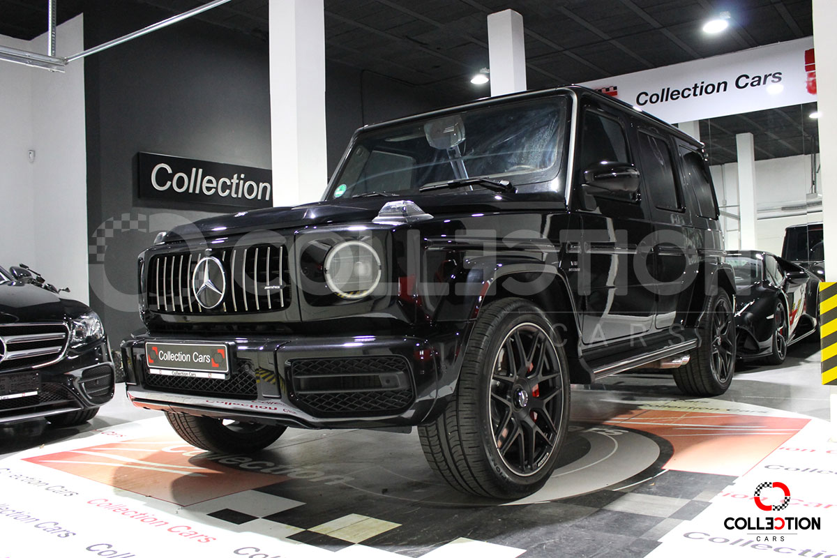 Mercedes Benz G 63 AMG designo exclusive
