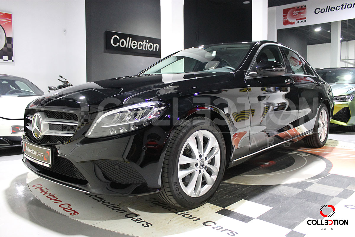 Mercedes Benz C 200d