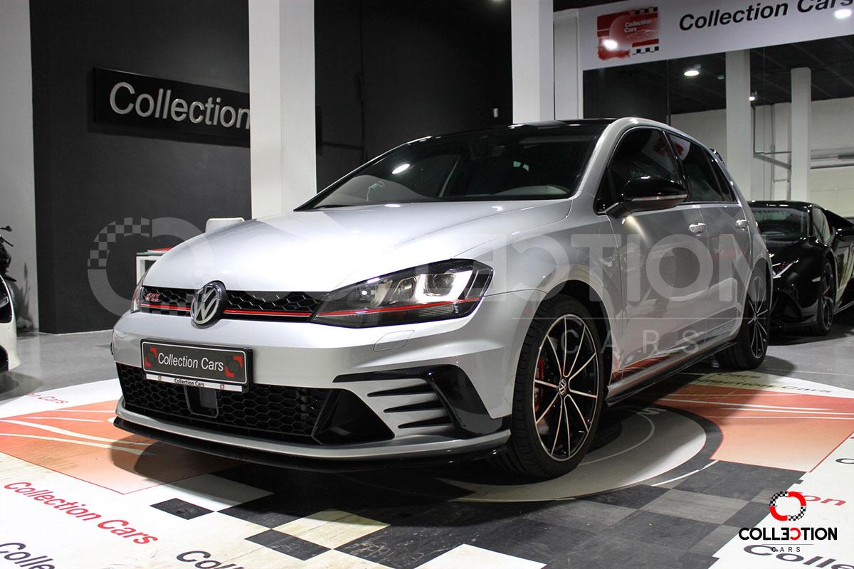 Volkswagen Golf VII GTI clubsport