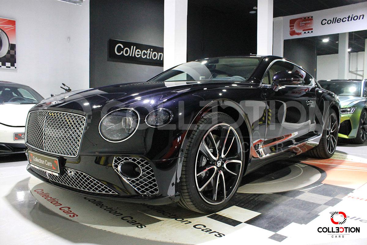 Bentley Continental GTW12 Mulliner