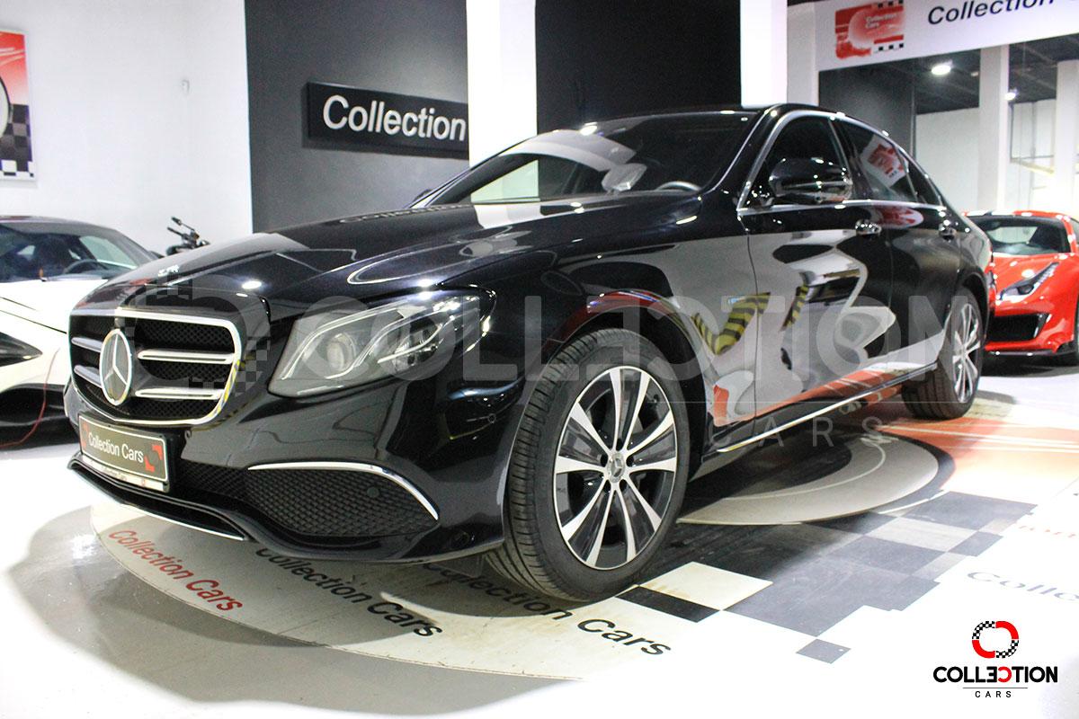 Mercedes Benz E 300 HYBRID