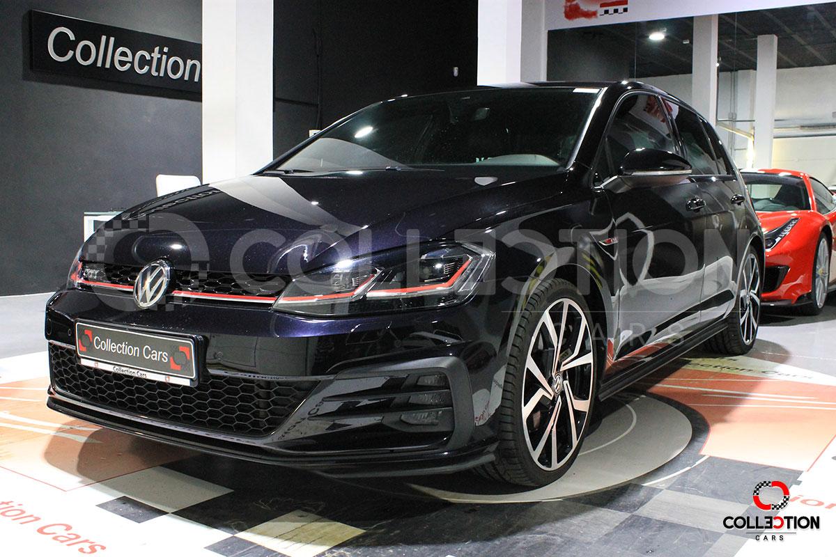 Volkswagen Golf VII GTI-Performance