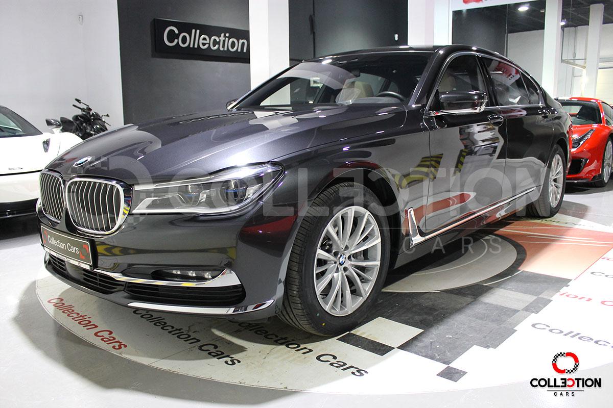 BMW 740Ld x Drive S