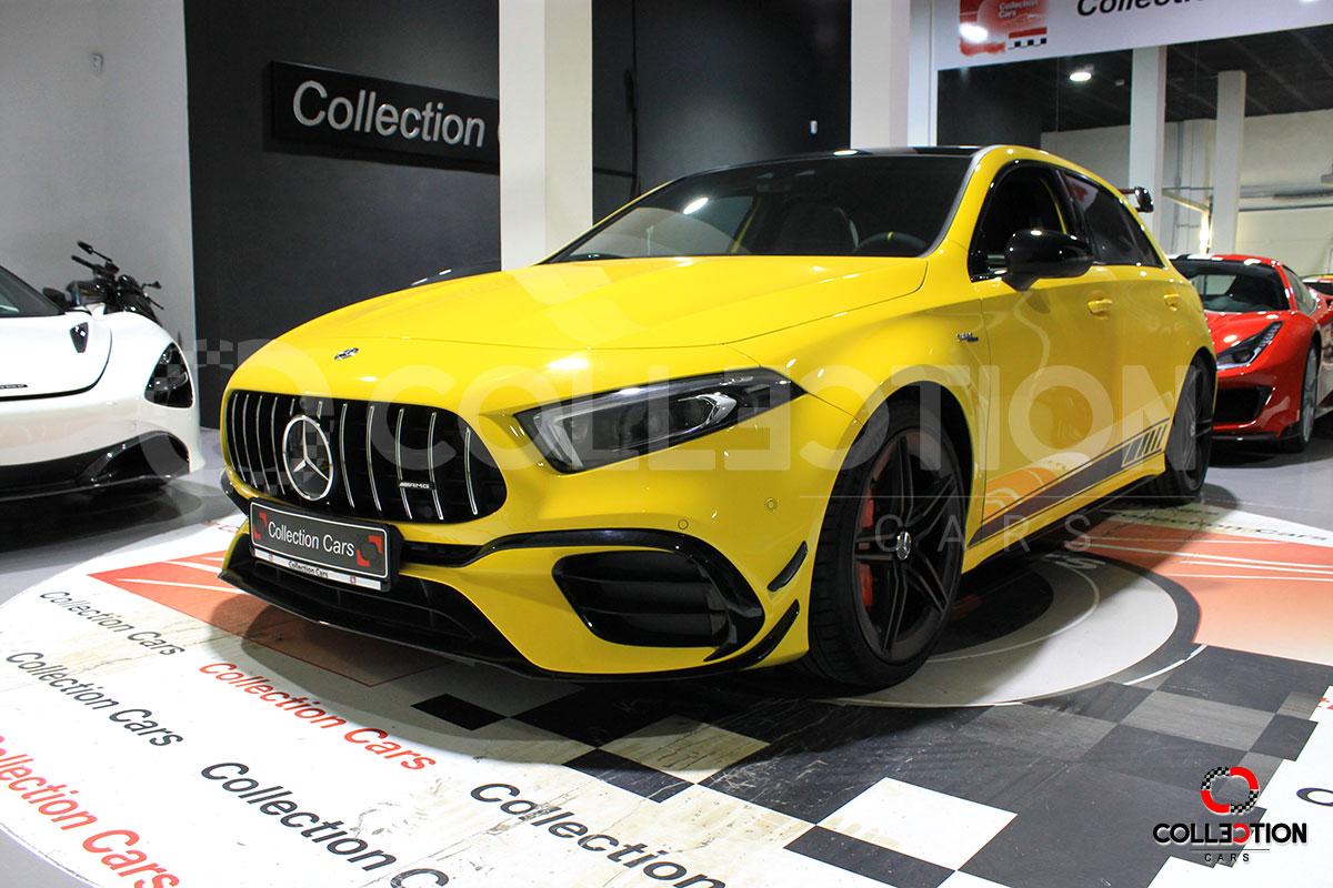 Mercedes Benz A 45 S 4MATIC
