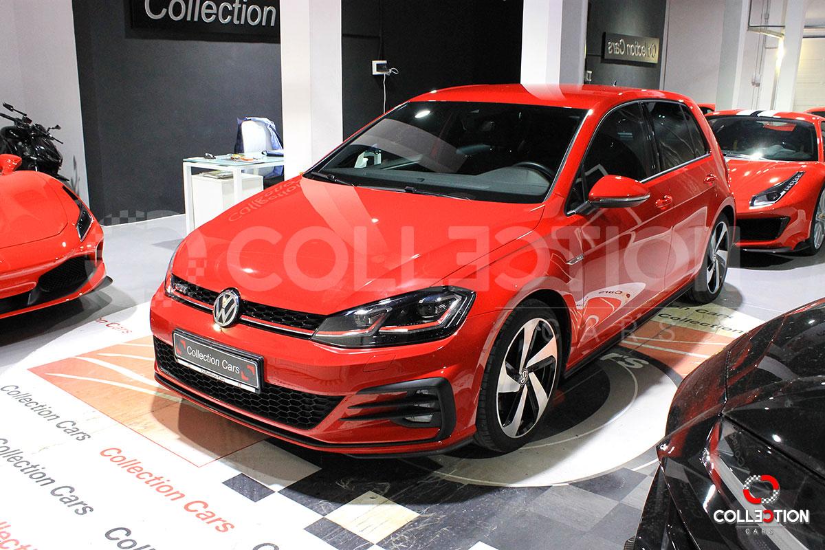 Volkswagen Golf VII GTI clubsport 2.0 TSI