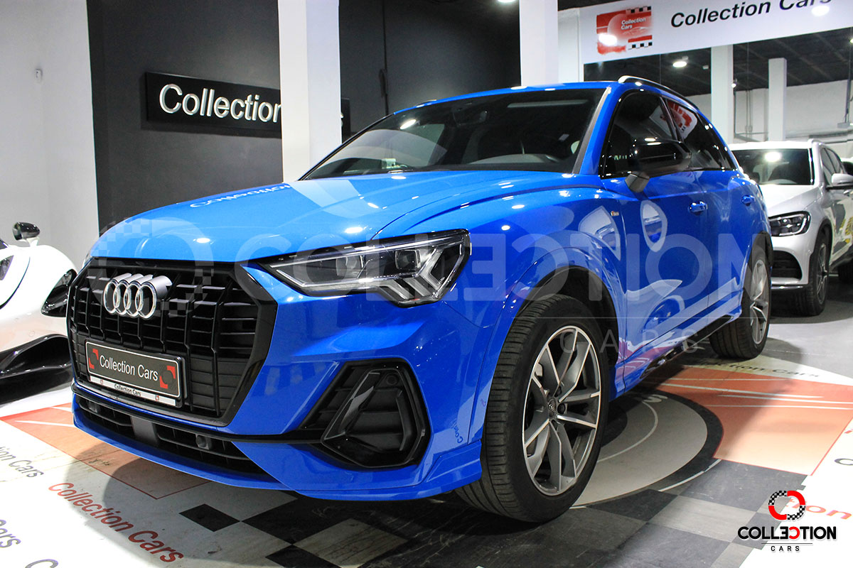 Audi Q3 S line 35 TDI S
