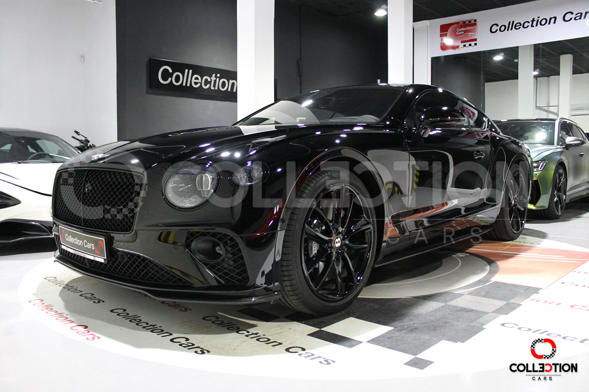 Bentley Continental GTW12