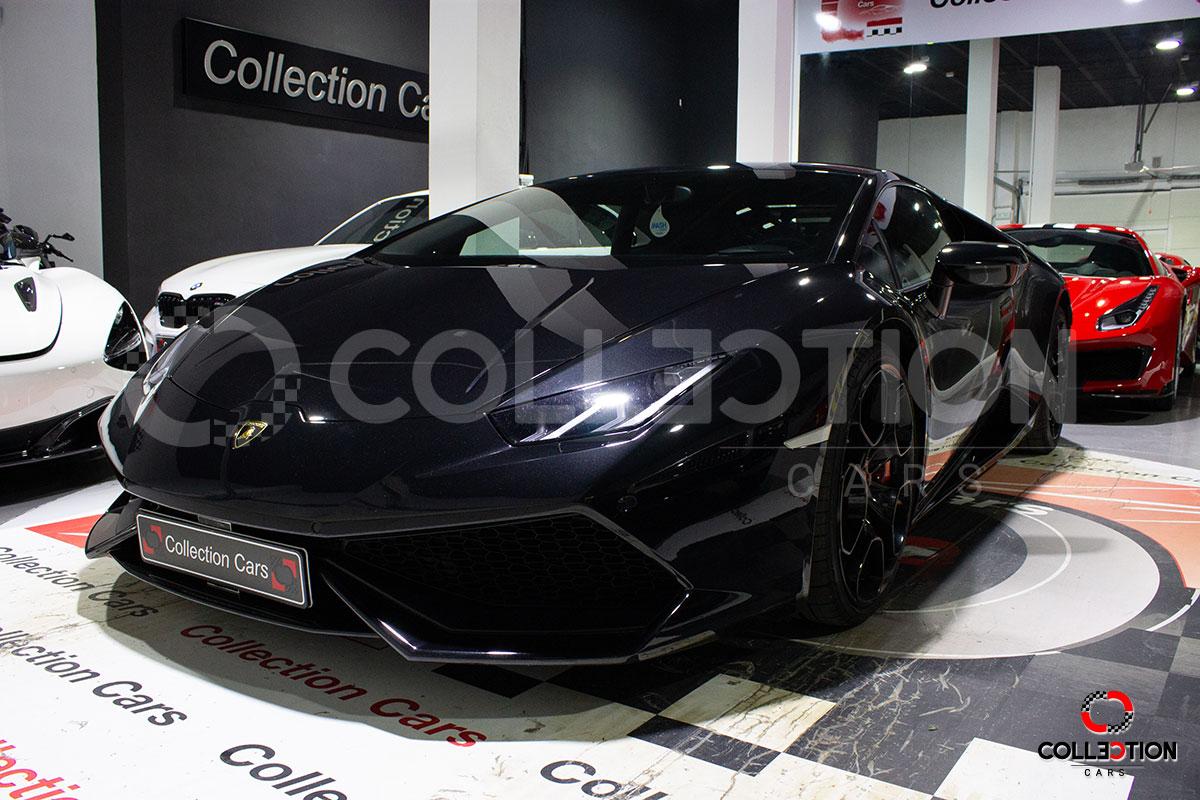 Lamborghini Huracan 610 LP-4